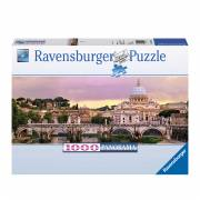 Rome Panorama Puzzel, 1000st.