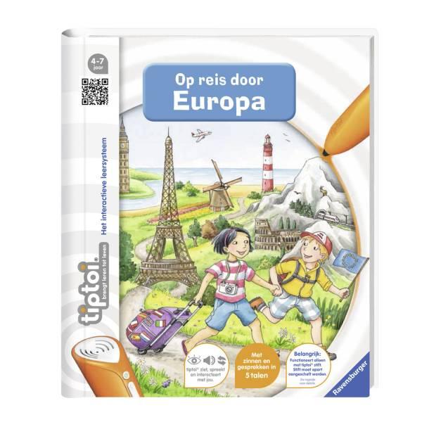 Tiptoi - Op Reis door Europa