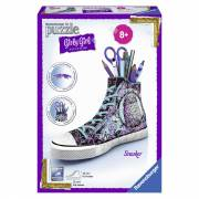 Girly Girl 3D Puzzel - Sneaker