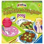 Junior Mandala-Designer - Pony