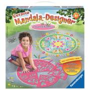 Outdoor Mandala-Designer - Flowers & Butterflies