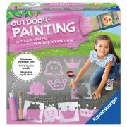 Outdoor Painting - Prinses