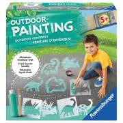 Outdoor Painting - Dino