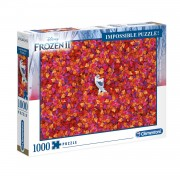Clementoni Impossible Frozen 2, 1000st.