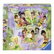 Fairies - 3 Puzzels in Doos