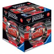 Puzzelbal Cars, 54st.