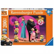 Despicable Me 3 Puzzel, 200st. XXL