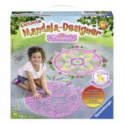 Outdoor Mandala-Designer - Prinses