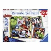 The Avengers Puzzel, 3x49st.