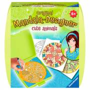 Mandala-Designer Mini - Cute Animals