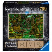 Ravensburger Escape Room Puzzel - De Tempel, 759st.