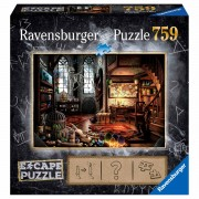 Ravensburger Escape Room Puzzel - Draken Laboratorium, 759st