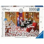 Disney Collector's Edition 101 Dalmatiërs, 1000st.