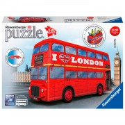 Ravensburger 3D Puzzel - London Bus