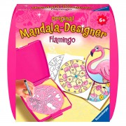 Mini Mandala-Designer - Flamingo's