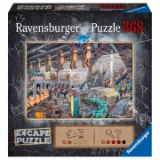 Ravensburger Escape Room Puzzel - Toy Factory, 368st.