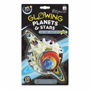 Glow in the Dark Planeten en Sterren, 30dlg.