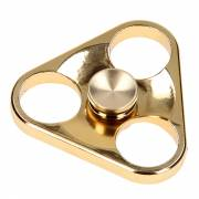 Fidget Spinner Metaal HQ - Triangle Goud