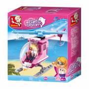 Sluban Girl's Dream Helikopter