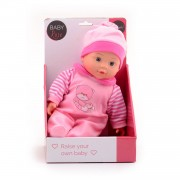 Baby Rose Pop, 30cm