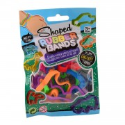 Rubber Bands Dinosaurus, 6st.