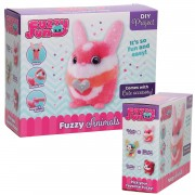 Fuzzy Fun Animals XL - Hertje