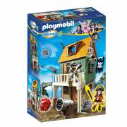 Playmobil 4796 Super 4 Geheime Piratenvesting met Ruby Red