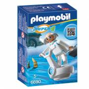 Playmobil 6690 Super 4 Professor X