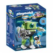 Playmobil 6693 Super 4 Cleano-Robot