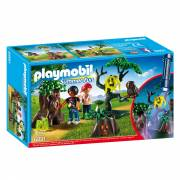 Playmobil 6891 Nachtdropping met UV-lamp