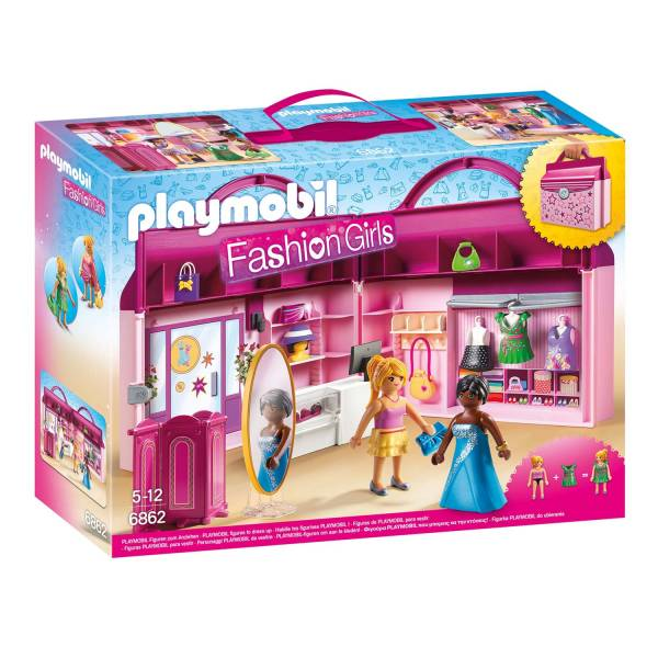 Playmobil 6862 Meeneem Fashionshop