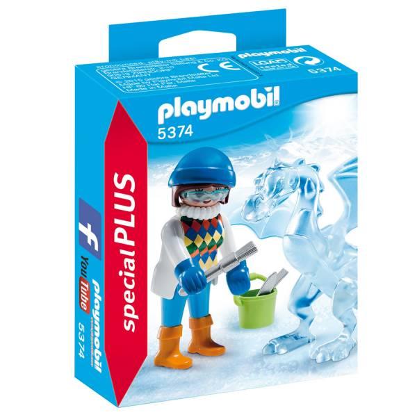 Playmobil 5374 Kunstenares met IJssculptuur