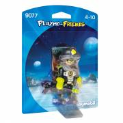 Playmobil 9077 Mega Masters Spion