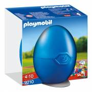 Playmobil Ei 9210 Basketballers met Ring