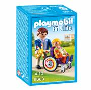 Playmobil 6663 Kind in Rolstoel