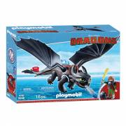 Playmobil Dragons 9246 Hikkert & Tandloos