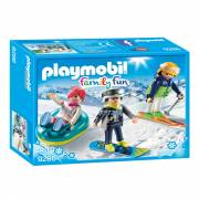 Playmobil 9286 Wintersporters