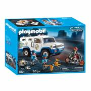 Playmobil 9371 Politie Geldtransport