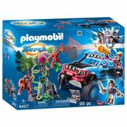 Playmobil 9407 Monstertruck met Alex en Brute Brock