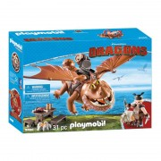 Playmobil Dragons 9460 Vissenpoot & Speknekje