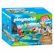 Playmobil 70035 Starterset Kayak Training