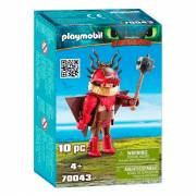 Playmobil Dragons 70043 Snotvlerk in Vliegpak