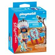 Playmobil 70062 Inheems Stamhoofd