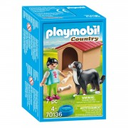 Playmobil 70136 Kind met Hond