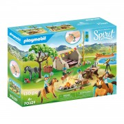 Playmobil Spirit 70329 Paardenkamp