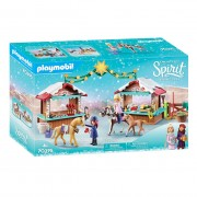 Playmobil Spirit 70395 Kerstmis in Miradero