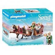 Playmobil Spirit 70397 Winter Sleerit