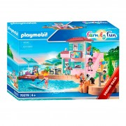 Playmobil 70279 IJssalon aan de Haven