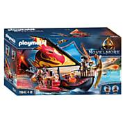 Playmobil 70641 Burnham Raiders Vuurschip