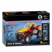 Fischertechnik Profi - Cars & Drives, 280dlg.